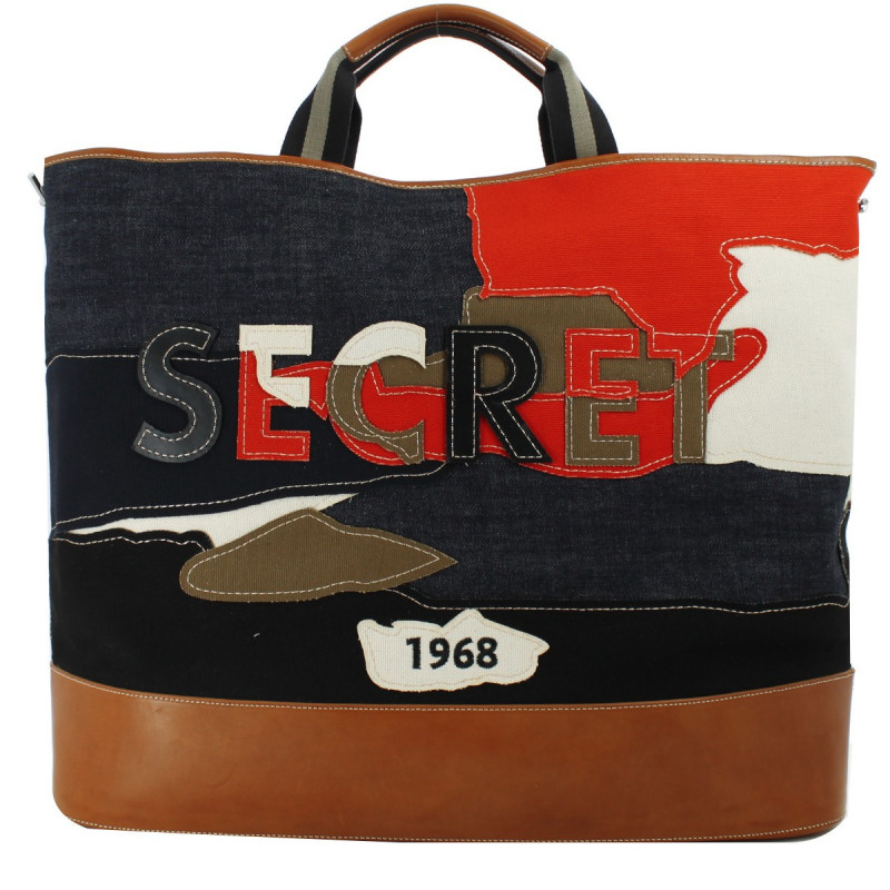 "Sac cabas Le Sailor ""Secret"""