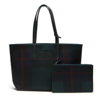 Sac shopping Anna Tartan réversible Lacoste NF2624AS
