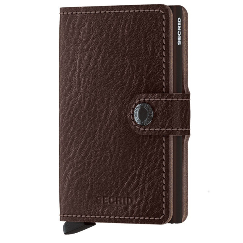 Portefeuille Secrid Miniwallet Vegetable Tanned MVG