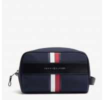 Trousse de toilette détail rayé Tommy Hilfiger Elevated AM0AM04519