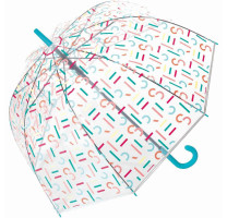 Parapluie cloche transparent automatique Esprit