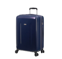 Valise 64cm extensible 4 roues Jump Toledo 2.0 TLB101