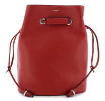 Grand sac seau Lancel Le Huit A07110-IR Rouge