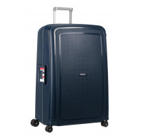 Valise rigide Samsonite 81cm S'Cure 10U004 59244-7963 Navy Blue Stripes