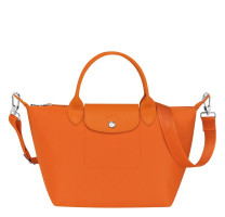 Petit sac porté main S Longchamp Le Pliage Néo L1512598317 Orange