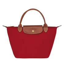 Sac porté main S Longchamp Le Pliage L1621089545 Rouge